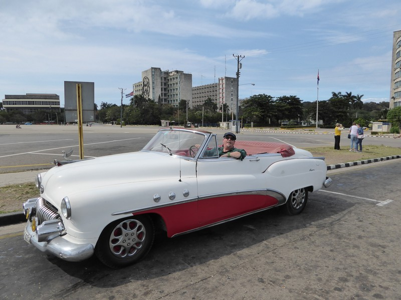 Private hire in Cuba