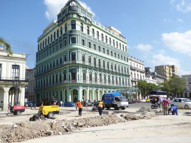 The Hotel Saratoga, Havana
